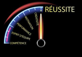 Réussite - Succès - Entreprise - Management