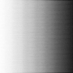Vector Halftone dots, format stylish