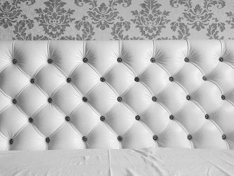 Romantic bedroom interior design