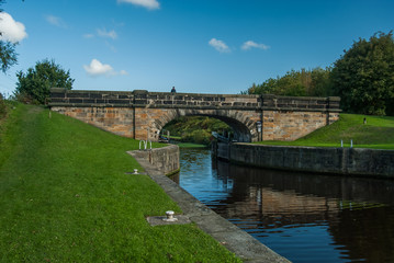 Aire and celader navigation, Wakefield, England
