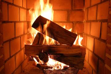 Calor en el hogar