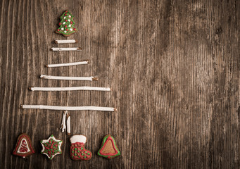 Handmade New Year decoration