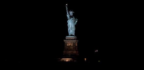Statue of Liberty (NightTime)