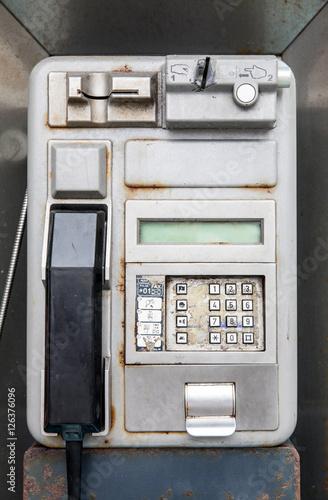 Cabine t l phonique photo libre de droits sur la banque d 39 ima - Acheter cabine telephonique ...