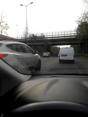 Incidente in auto sulla statale - traffico