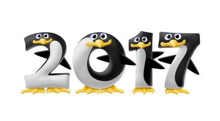 pinguino 2017
