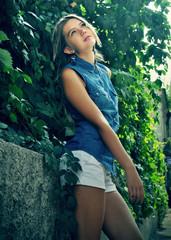 Сute girl