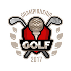 2017 Golf championship