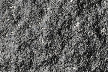 Iron stone meteorite or coal surface
