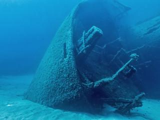 Acrylic Prints Shipwreck The Wreck