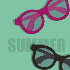 summer vacation travel icon vector illustration graphic design