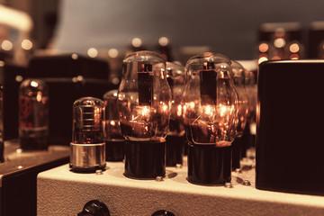 A tube amp