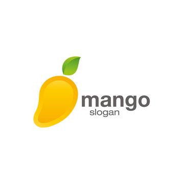 mango logo design