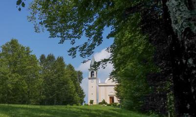 church of the mountain