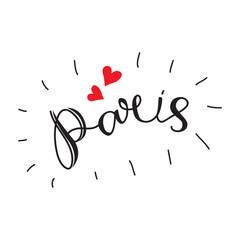 paris love letters