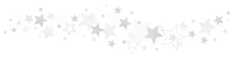 Border Silver Stars