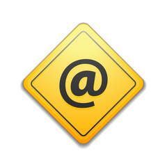 Spam hazard sign