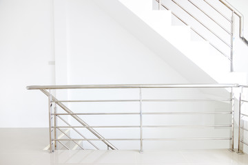 architecture home interior design staircase stainless steel handrails