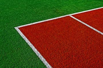 Synthetic sports field 17