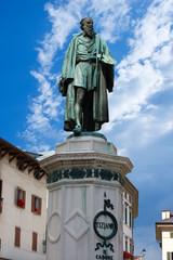 Monument of Tiziano Vecellio - Pieve di Cadore