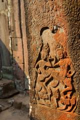Dancing apsaras   Bayon Temple