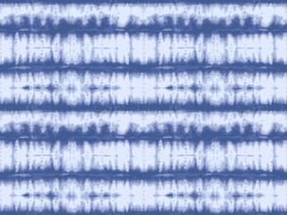 Tie-dye stripes design. Vector seamless pattern repeat.