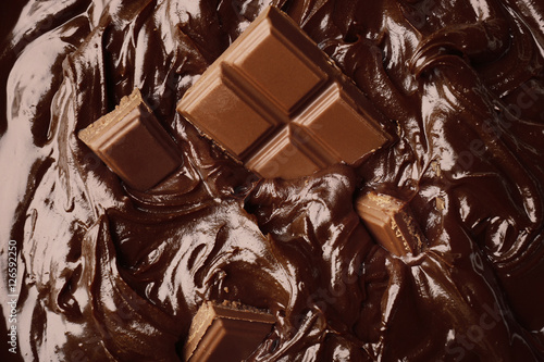 delicious melted chocolate - photo #7