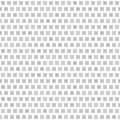 Rounded square pattern. Seamless vector