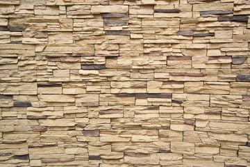 石積みの壁のイメージ