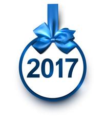 2017 New Year card.
