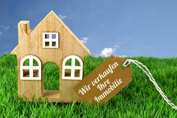 Wir verkaufen Ihre Immobilie