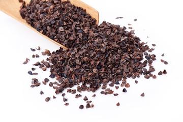 Organic buckwheat hulls