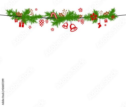 Weihnachtsmotive Für Karten.Weihnachtsmotive Mit Tannenzweig Stockfotos Und Lizenzfreie