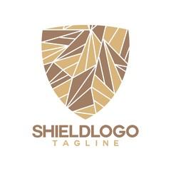 shield vector logo