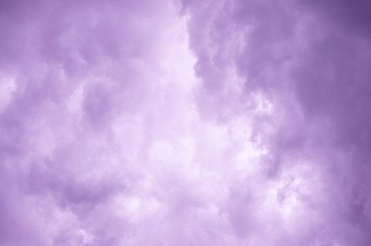 cloud purple sky background
