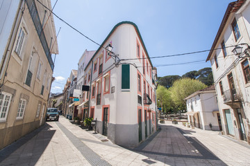 Streets of Arganil