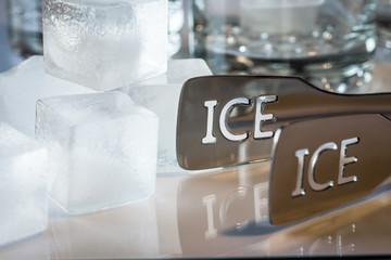 ice tongs