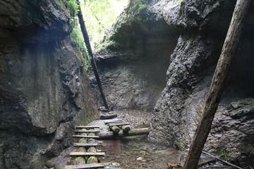 Kvacany valley, Slovakia