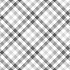 Gray diagonal check shirt seamless fabric texture