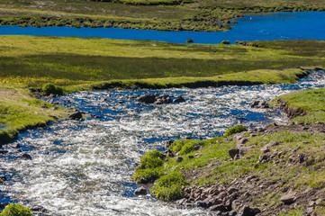 Utah Stream in Spring