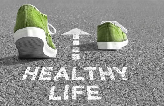 The way to a Healthy Life