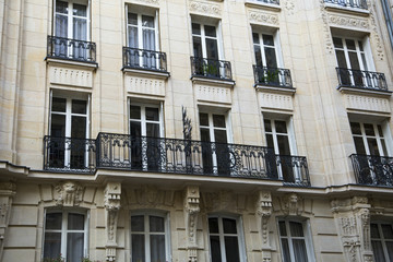 Building in Paris, France