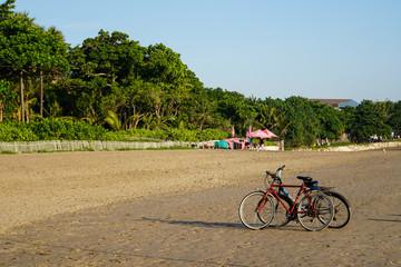 Bicicletas - Bali - Indonésia