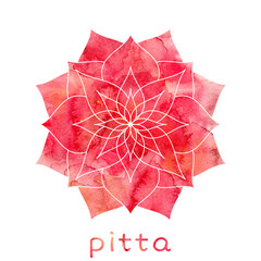 Pitta dosha Ayurvedic body type