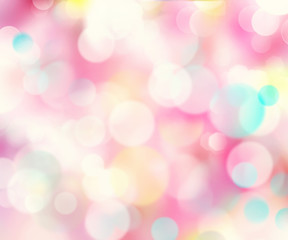 Pink soft blurred background illustration.