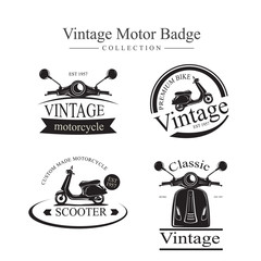 vintage moto. Scooter vintage. Retro