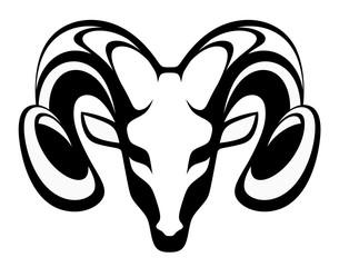 Emblem aries
