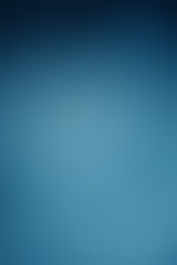 blue gradient blurred background