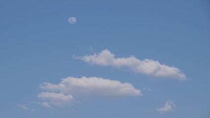 Full Moon at Botswana