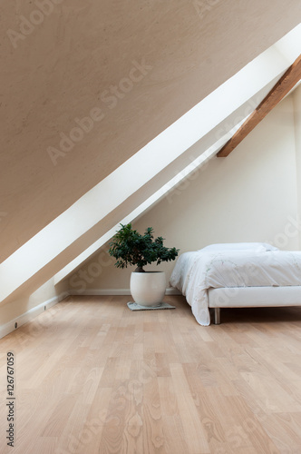 D Coration D 39 Int Rieur Chambre Mansard E Stock Photo And Royalty Free Images On
